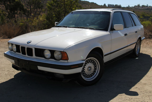 1993 bmw 525i touring wagon for sale bmw 5 series touring wagon 1993 for sale in san diego. Black Bedroom Furniture Sets. Home Design Ideas