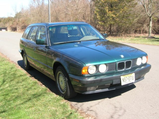 1993 bmw 525it station wagon super nice daily driver for sale bmw 5 series 1993 for sale in. Black Bedroom Furniture Sets. Home Design Ideas