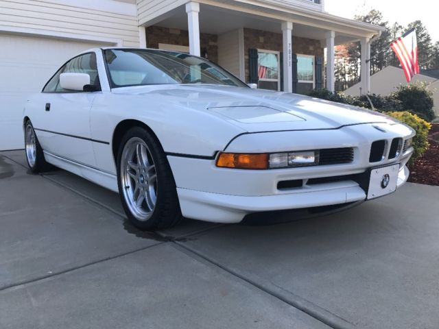 1993 bmw 850ci e31 original miles for sale bmw 8 series ci 1993 for sale in charlotte north. Black Bedroom Furniture Sets. Home Design Ideas