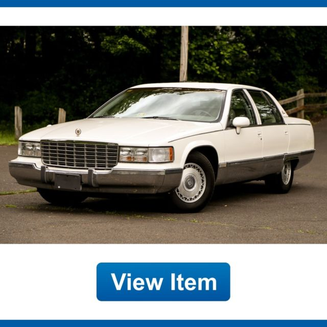 1993 Cadillac Brougham For Sale