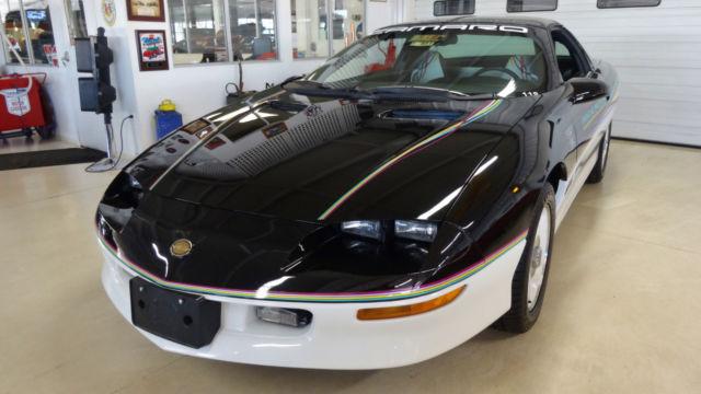 1993 chevrolet camaro z28 9859 miles black 8 cylinder engine 5 7l 350 for sale chevrolet. Black Bedroom Furniture Sets. Home Design Ideas