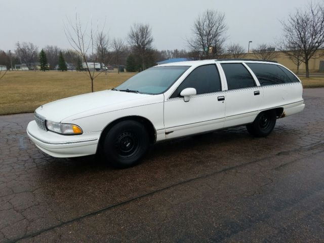 1993 Chevrolet Caprice Wagon 5 7l 350 For Sale Chevrolet