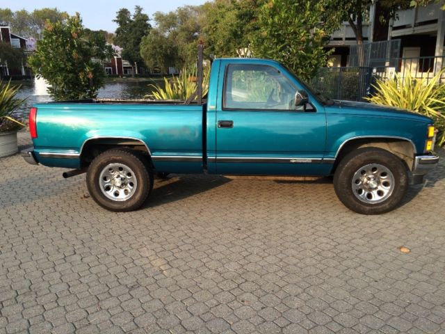 1993 chevrolet silverado for sale chevrolet silverado 1500 1993 for sale in richmond. Black Bedroom Furniture Sets. Home Design Ideas