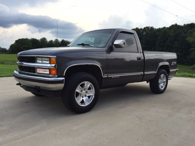 1993 Chevrolet Silverado K1500 Z71 4x4 For Sale