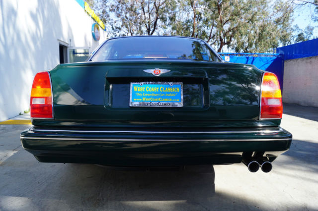 1993 Continental R Coupe With 55k Orig Miles In Striking