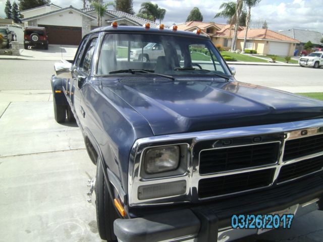 1993 dodge diesel pickup for sale dodge ram 3500 le 1993. Cars Review. Best American Auto & Cars Review