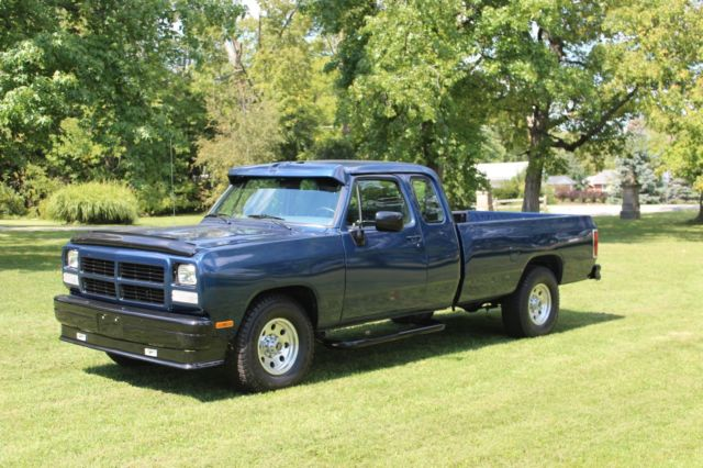 1993 Dodge Pickup Truck Ram 2500 Inline 6 Cummins 5 9