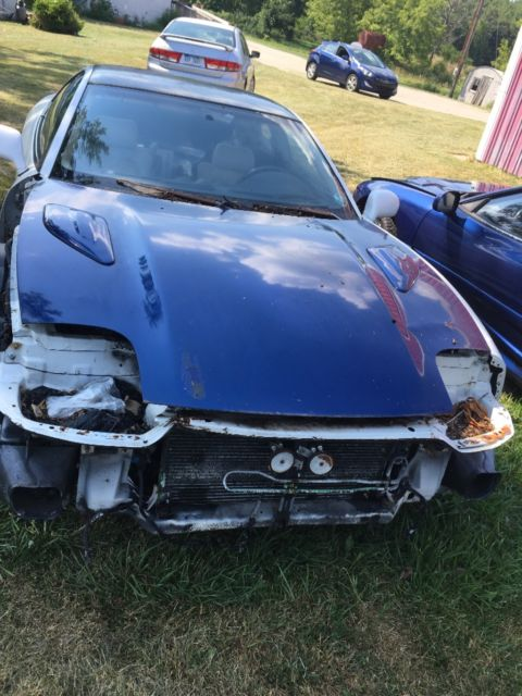 1993 Dodge Stealth RT And 1991 Steath Parts Car 2 Cars For One