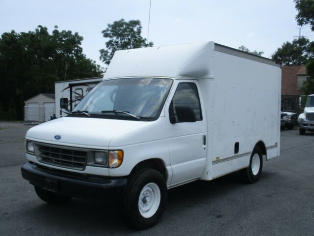 1993 Ford E 250 10ft Box Truck 1 Owner Only 99k Miles For Sale Ford E Series Van 1993 For Sale In White Marsh Maryland United States