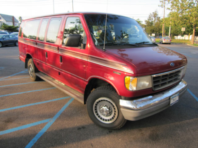 1993 ford van engine
