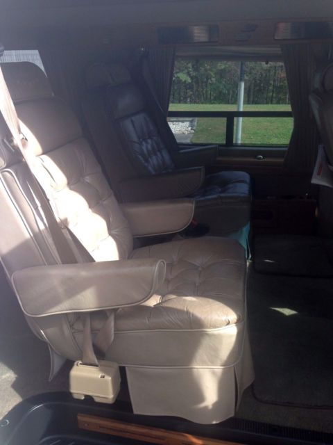 1993 Ford E150 Conversion Van For Sale