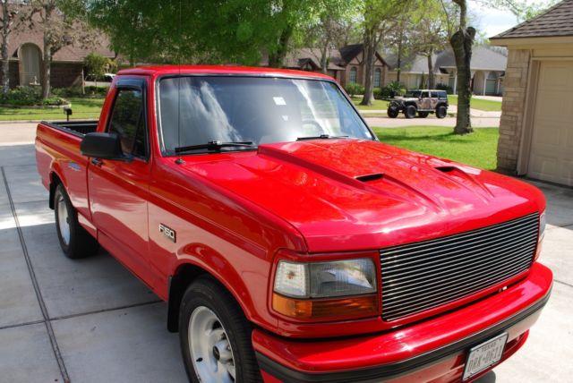 1993 ford f 150 lightning pickup 2 door vortech 408ci supercharged 93 reg cab for sale ford f. Black Bedroom Furniture Sets. Home Design Ideas