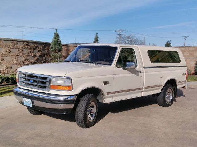 1993 ford f 150 xlt 4x4 300 inline 6cyl 5 speed in mint. Black Bedroom Furniture Sets. Home Design Ideas