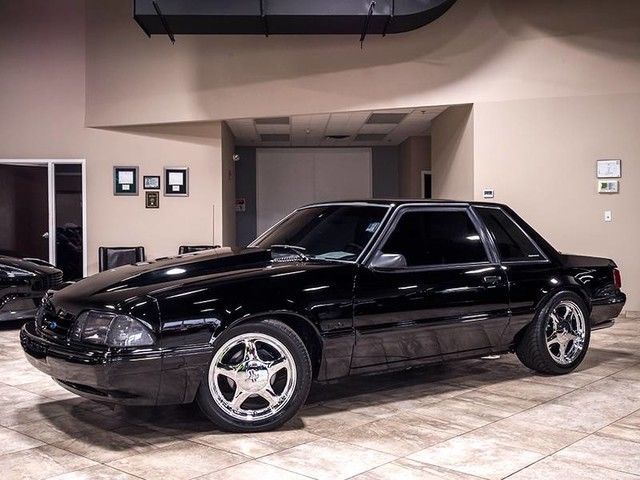 1993 Ford Mustang Lx 5 0 Notchback 5 Spd Supercharged