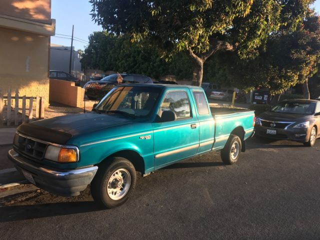 1993 ford ranger xlt supercab for sale ford ranger 1993 for sale in san diego california. Black Bedroom Furniture Sets. Home Design Ideas