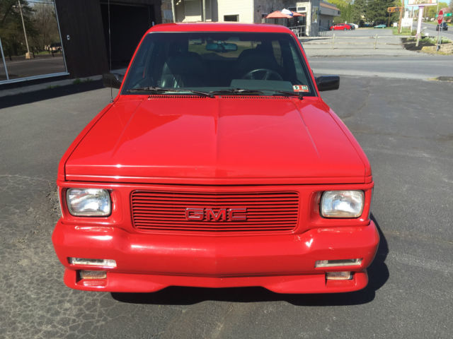 1993 gmc jimmy typhoon turbo cyclone sister for sale gmc typhoon 1993 for sale in hamburg. Black Bedroom Furniture Sets. Home Design Ideas