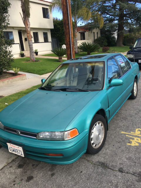 1993 honda accord dx 4 door for sale honda accord 1993 for 1993 honda civic window trim