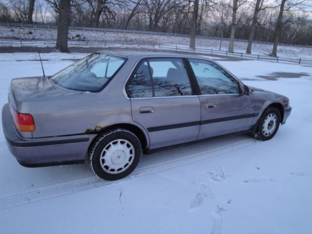 1993 honda accord ex sedan 4 door 2 2l for sale honda for 1993 honda civic window trim