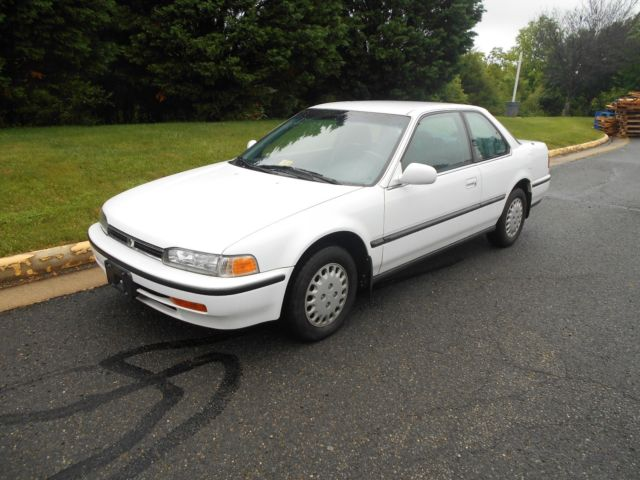 1993 honda accord lx 2 door coupe automatic for sale for Honda accord coupe for sale