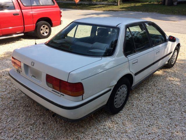 1993 Honda Accord Lx Sedan For Sale