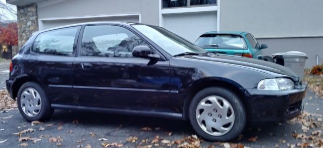 1993 honda civic si 100 stock only 117k miles fully documented since new for sale honda. Black Bedroom Furniture Sets. Home Design Ideas