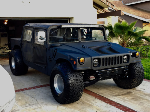 1993 Hummer H1 Humvee M998 Military Truck For Sale