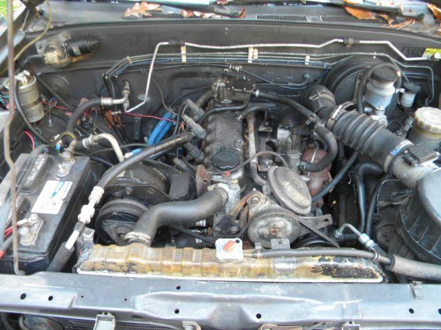 1993 Isuzu Turbo Diesel Truck for sale - Isuzu Other Pup