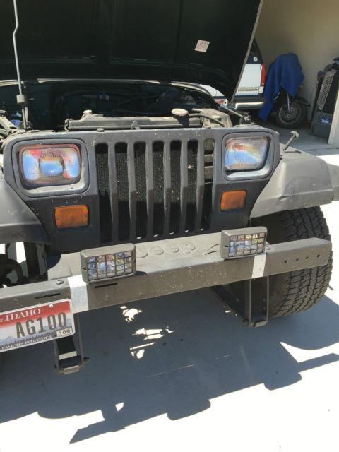 1993 Jeep Wrangler Inline 6 Manual Transmission Manual Guide