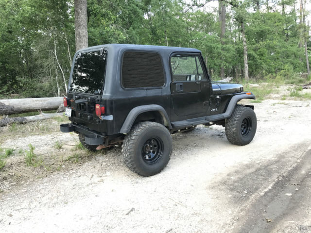 1993 jeep wrangler yj hardtop soa 4 0 h o 5 speed for sale jeep wrangler 1993 for sale in. Black Bedroom Furniture Sets. Home Design Ideas