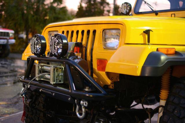 1993 Jeep Wrangler Yj V8 Conversion For Sale Jeep