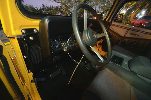 1993 Jeep Wrangler YJ V8 Conversion for sale - Jeep Wrangler
