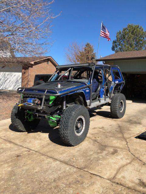 For Sale: - Built XJ crawler, tons,linked,custom half