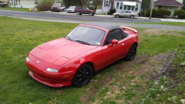 Mazda Miata Mx Miata Mx