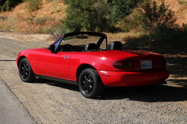 1993 Mazda Miata Na For Sale Mazda Mx 5 Miata Na 1993