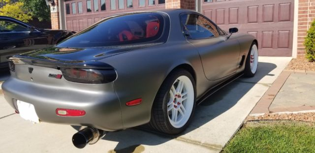Hellcat Charger For Sale In Michigan >> 1993 Mazda R1 Rx7 ls v8 swap Ls3, Carbon fiber, Matte Shark Grey for sale - Mazda RX-7 FD 1993 ...