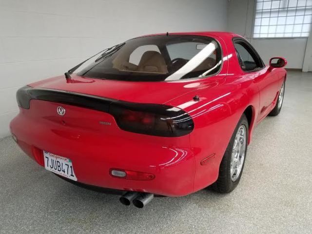 1993 mazda rx7 fd touring 1 owner 28k original miles california car flawless for sale mazda rx. Black Bedroom Furniture Sets. Home Design Ideas