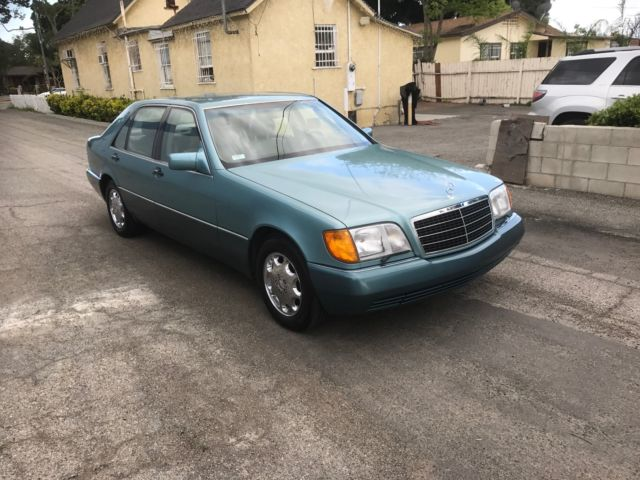 1993 mercedes 400 sel for sale mercedes benz 400 series for 1993 mercedes benz 400sel for sale