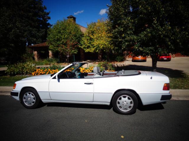 1993 mercedes benz 300 ce 2dr convertible 3 2 liter for Mercedes benz 300 convertible