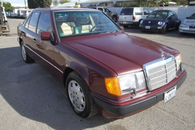 1993 mercedes benz 400e automatic 8 cylinder no reserve for 1993 mercedes benz 400e for sale