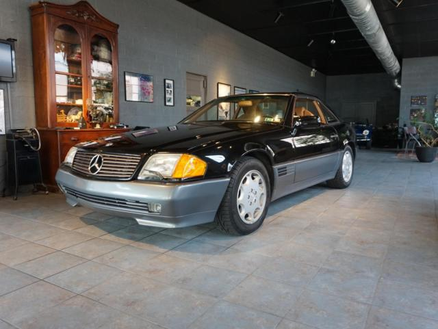 1993 mercedes benz 500sl 38 533 miles one owner complete for 1993 mercedes benz for sale