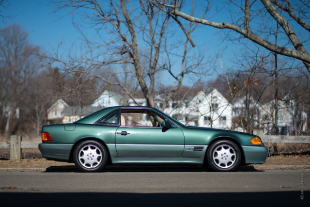1993 mercedes benz 600sl base convertible 2 door 6 0l for for Mercedes benz 600 for sale