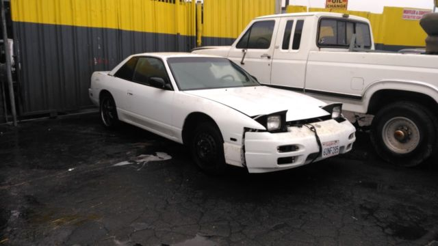 1993 nissan 240sx s13 shell only for sale nissan 240sx 1993 for sale in sun valley. Black Bedroom Furniture Sets. Home Design Ideas