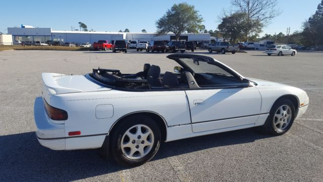 1993 Nissan 240SX SE Limited Edition Convertible for sale ...