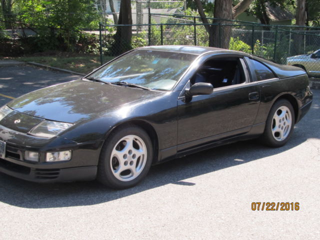 1993 nissan 300zx hard top 5spd 2 seater non turbo for. Black Bedroom Furniture Sets. Home Design Ideas