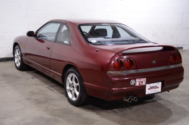 1993 Nissan Skyline GTS 67,525 Miles Red coupe RB25 R33 coupe RB25DE