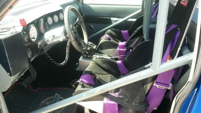 1993 Pro Street Chevy Short Bed, Blown 540 Big Block, TH400