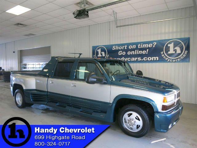 1993 SILVERADO 1 TON DUALLY for sale - Chevrolet Silverado 3500 1993