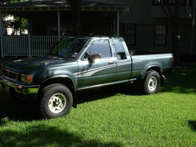 1993 toyota 4x4 pickup sr5 extra cab for sale toyota other 1993 for sale in dallas texas. Black Bedroom Furniture Sets. Home Design Ideas
