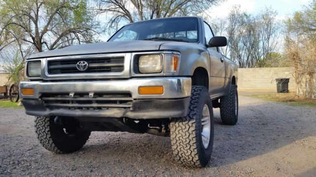 1993 toyota 4x4 pickup truck rust free 22re rebuilt motor for sale toyota other 1993 for. Black Bedroom Furniture Sets. Home Design Ideas