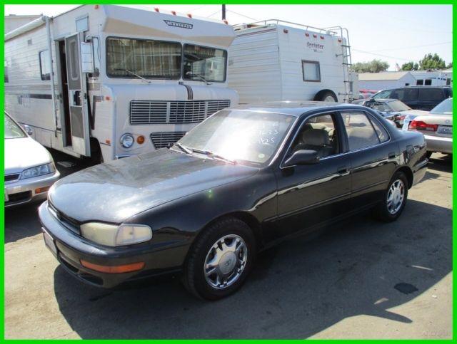 1993 toyota camry xle v6 used 3l v6 24v automatic sedan no reserve for sale toyota camry 1993. Black Bedroom Furniture Sets. Home Design Ideas